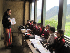 Teach at a School in Nepal